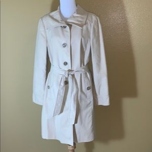 Ann Taylor Trench Coat Size 12